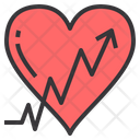 Increase Heart Rate Icon