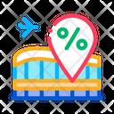 Increase Percent Icon