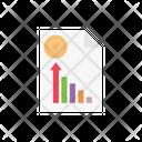 Increase Profit Profit Graph Graph Icon