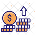 Increase Profit Business Growth Icon