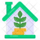 Increase Property Rate Icon