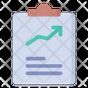 Increase Report Icon