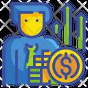 Increase Salary Salary Finance Icon