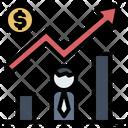 Increase Trader Icon
