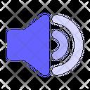 Increase-volume Icon
