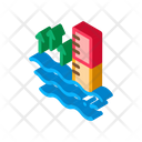 Increase Water Temperature Icon