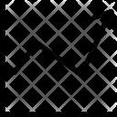Increasing Progress Graph Icon