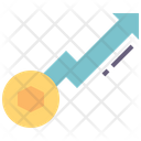 Increasing Price Icon