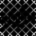 Increment Arrow Analytic Icon