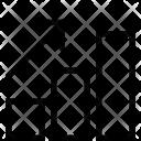 Increment graph Icon