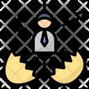 Incubator Startup Business Icon