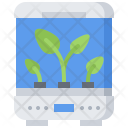 Incubator Plant Growing Icon