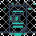 Ind Folder Format Icon