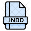 Indd File File Extension Icon