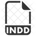 Indd Document File Icon