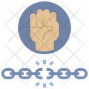 Independence Freedom Power Icon