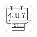 Linear Icon Independence Icon