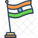 Independence Day Flag Freedom Icon