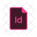 Indesign Adobe File Icon