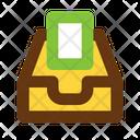 File Copy Internet Business Icon