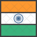 India Indian Asian Icon