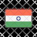 India Flag Country Icon