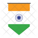 India Indian International Icon