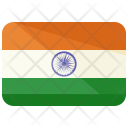 India Flag Country Icon
