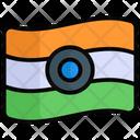 Flag Indian India Icon