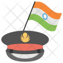 Indian Arrival Day Icon
