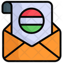 Indian Email India Icon