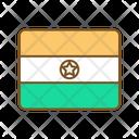 India Indian Flag Flag Icon