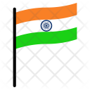Indian Flag Icon