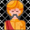 Indian Man User Icon