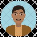 Indian Man Avatar Icon