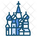 Indian Mosque Icon