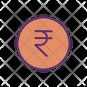 Mindian Rupee Indian Rupee Rupee Icon