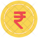 Indian Rupee Indian Currency Money Icon