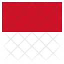 Indonesia Indonesian Country Icon