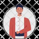 Indonesia Clothe Traditional Cloth Cloth Icon