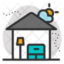 Indoor House Home Icon