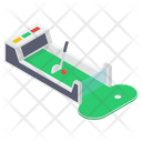 Golf Field Golf Track Arcade Golf Icon