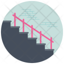 Indoor Stairs Icon