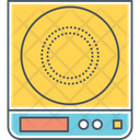 Induction Cooker Cooker Kitchen Icon