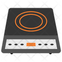 Induction Cooker Kitchen Cooker Icon
