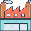 Industrial Manufacturing Manufacture Icon