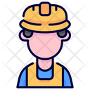 Industrial Job Occupation Icon