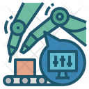 Industrial Automation Icon