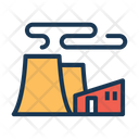 Industrial Chimmey Stalk Icon