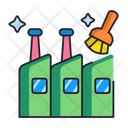 Industrial Cleaning Icon